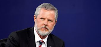 Blowback begins after Falwell Jr.'s photo scandal
