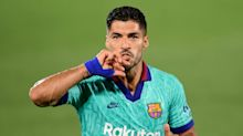 Barcelona and Juventus in talks over Suarez deal