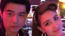 Hannah Quinlivan spotted in the crowd at Jay Chou's Singapore concert