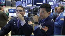 Big gains for industrials and banks take US stocks higher