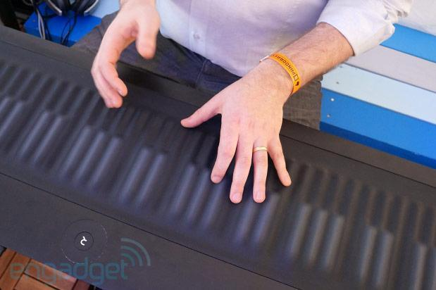 Roli's Seaboard is a rubber-keyed piano that may redefine the way you play
