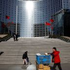 China is locking tourists in their Beijing hotels for military parade rehearsals