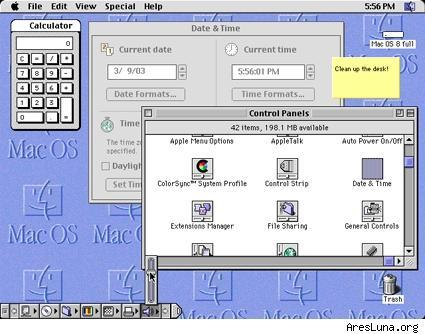 Blast from the Past: Apple Ships OS 8
