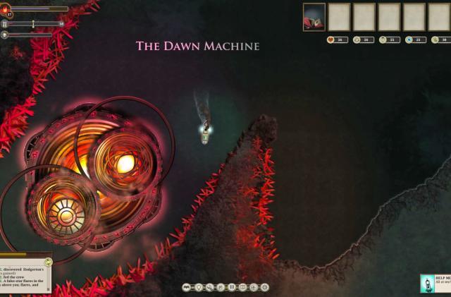 Nautical horror game 'Sunless Sea' heads to iPad
