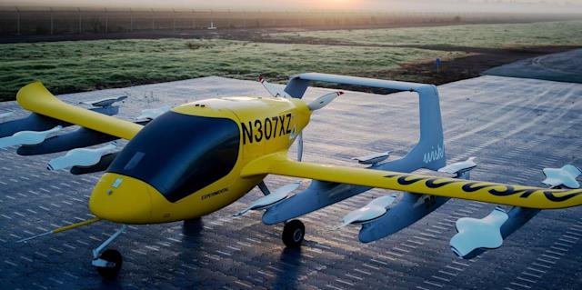 Autonomous flying taxi Cora set for passenger trials in New Zealand
