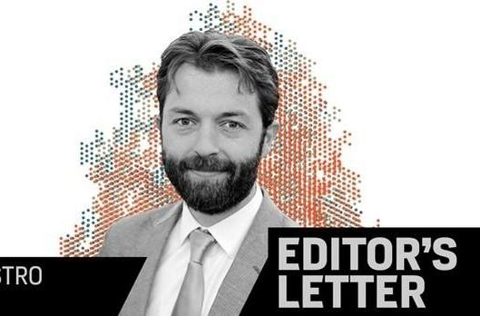 Editor's Letter: Expand heads east