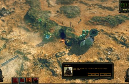 Wasteland 2 update lifts fog on how you'll explore, and die, in the wastes