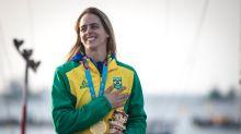 Aos 29 anos, velejadora Patrícia Freitas se classifica para a sua 4º Olimpíada