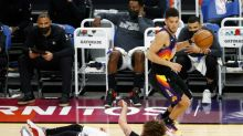 Devin Booker vai substituir lesionado Anthony Davis no All-Star Game da NBA