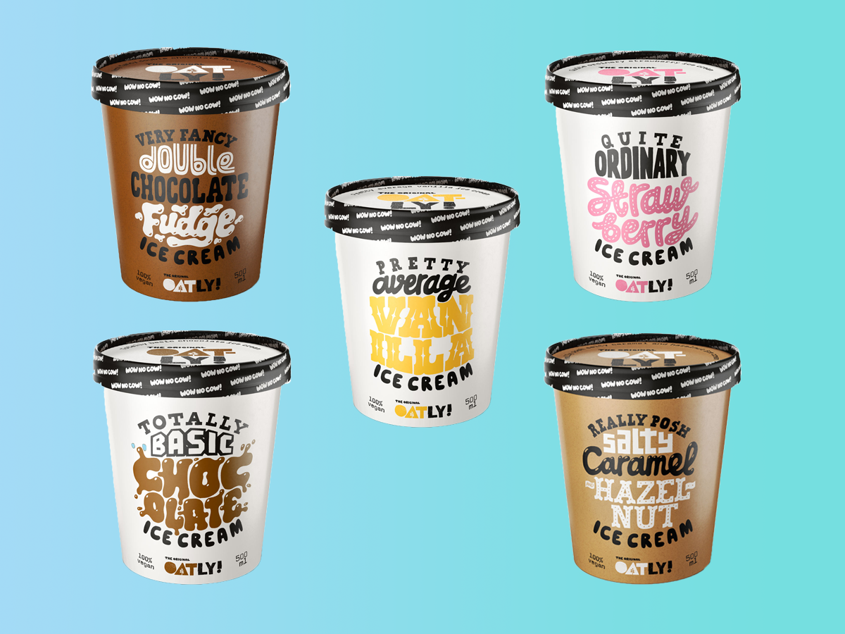 Is The World Ready For Oat Milk Ice Cream Oatly Is Betting Yes