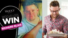 How celebrity chef and 'Top Chef' judge Richard Blais lost 60 pounds
