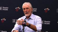 Pat Riley clarifies 'asterisk' comment: 'The Lakers were the better team. Period.'