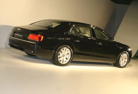 photo 4: 奢華巨艦 Bentley New Flying Spur 1380萬起上市