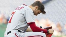 Nationals-Phillies game postponed due to COVID-19 outbreak