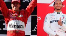 F1 - Rétro - Fangio, Prost, Senna, Schumacher et Hamilton : la course aux victoires en 80 secondes