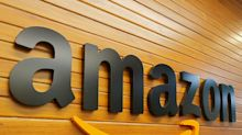Amazon's revenue surges by 43 per cent pushing shares to record high