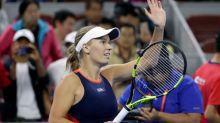 Wozniacki seeks repeat at wide-open WTA Finals
