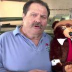 Jimmy Kimmel mocks 'Trumpy Bear' advert in new sketch taking aim at US president