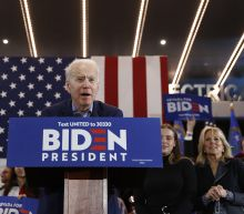 Biden says Steyer's spending to blame for dip in African American support