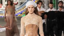 Dior stages cruise show: anyone for a post-lockdown corset?