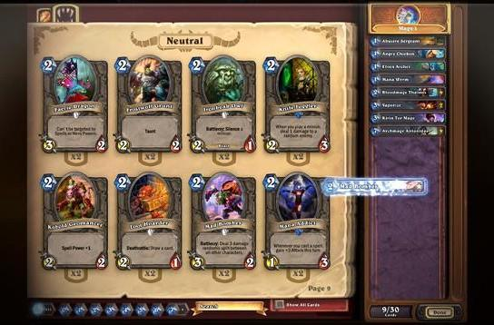 What's wrong with Hearthstone