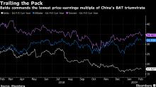 Baidu é a gigante tech mais vulnerável a desaceleração da China