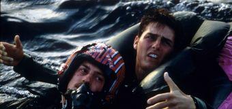 The scene that made 'Top Gun'