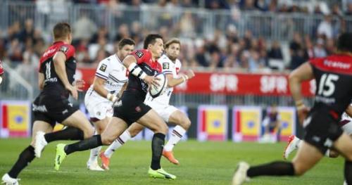 Rugby - Top 14 - Top 14 (25e journée) : Toulon s'offre un bon coup de Bordeaux