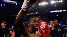 Terence Crawford puts his titles on the line against surprise package Julius Indongo