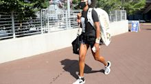 Naomi Osaka withdraws from Western & Southern final with hamstring injury
