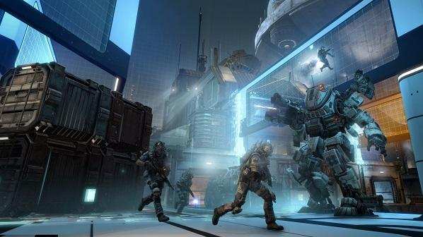 Mech plans: Titanfall gets 'Expedition' DLC this week
