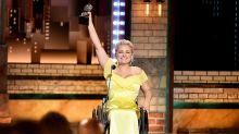 Ali Stroker dedicates Tony Award to disabled children after historic win