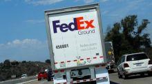 FedEx tumbles 13% on weak 2020 outlook, brokers cut price targets