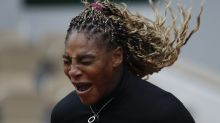 Serena Williams pulls out of French Open due to injury ahead of round-two match