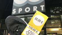 Go Sport jette et lacère des chaussures neuves : polémique sur les réseaux sociaux