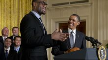 Report: Barack Obama encouraged LeBron James, Chris Paul to resume postseason after walkouts