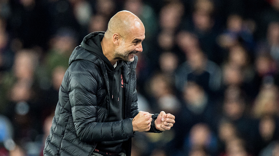 With a Pep in its step, Man City wins EPL title