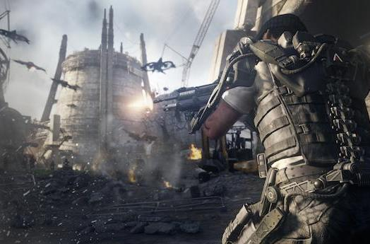 Watch Call of Duty: Advanced Warfare's multiplayer reveal on Xbox Live