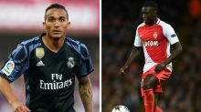 Man City 'close in on Mendy and Danilo' as Pep builds a case for the defence