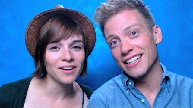 NCIS: Los Angeles - Live Chat with Barrett Foa and Renee Felice Smith