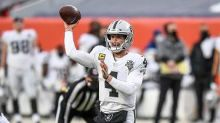 Derek Carr: I want to do it here, I'd probably quit if I had to go somewhere else