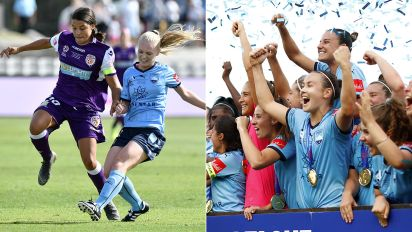W-League runners-up slam state of GF pitch