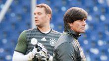 Fussball: Bundestrainer Löw hat einige Baustellen