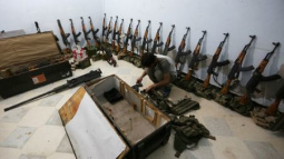 Gulf may arm rebels now Syria truce is dead: U.S. officials