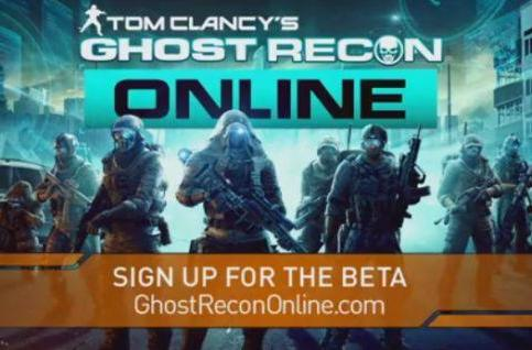 Ghost Recon Online closed beta starts March 5, check out the classes now