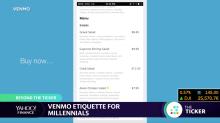 Millennials love Venmo, but what's the proper etiquette?