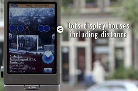 Layar app for Android presages the augmented world of iPhone 3G S
