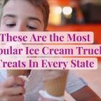 These Are the Most Popular Ice Cream Truck Treats In Every State