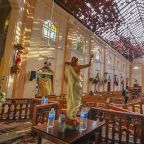 AP Photos: Bombings turn Easter into tragedy in Sri Lanka