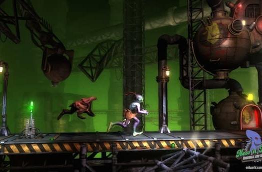 Non-PS4 versions of Oddworld: New 'n Tasty still underway, still not dated